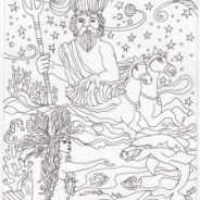 Salacia, a Cosmic Mermaid's Tale