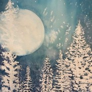 Year's End Full Moon