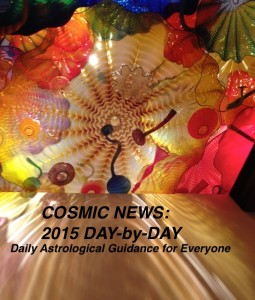cosmic news 2015 day by day