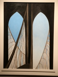 BrooklynBridge.GeorgiaO'Keefe.1949